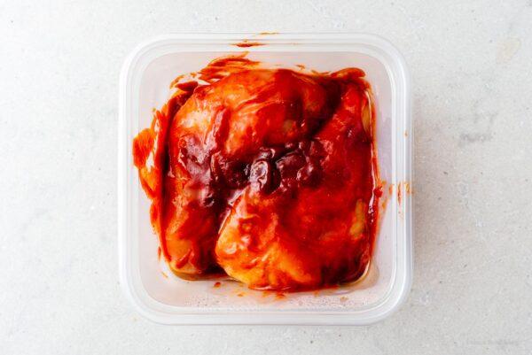 marinated chicken breast   www.iamafoodblog.com