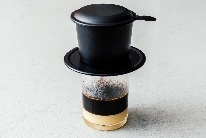 drip Vietnamese coffee | www.iamafoodblog.com