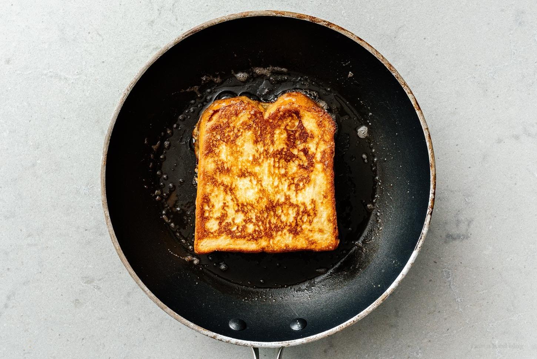 fried french toast | www.iamafoodblog.com