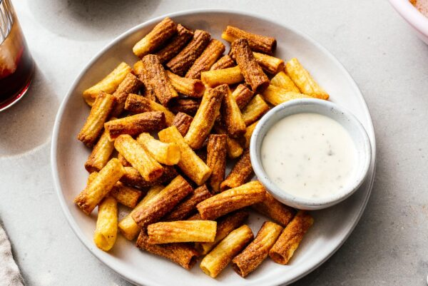 pasta chips | www.iamafoodblog.com