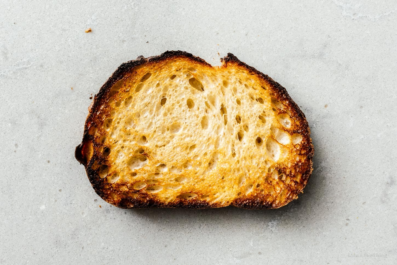 toasted sourdough | www.iamafoodblog.com