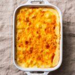 cheesy potatoes recipe | www.iamafoodblog.com