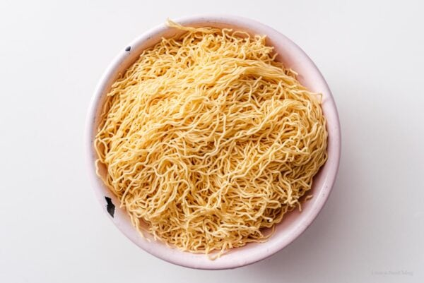 chow mein noodles | www.iamafoodblog.com