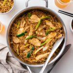 chow mein recipe | www.iamafoodblog.com