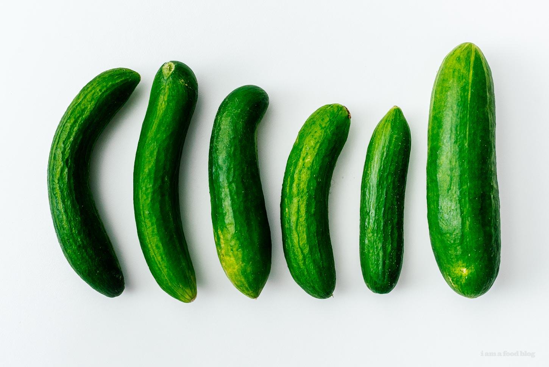 Persian cucumbers | www.iamafoodblog.com